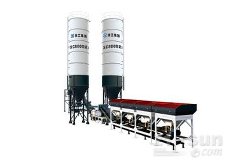 徐工XC300L沥青冷再生厂拌设备