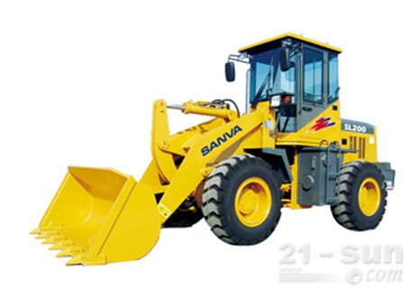 山挖重工SL250轮式装载机