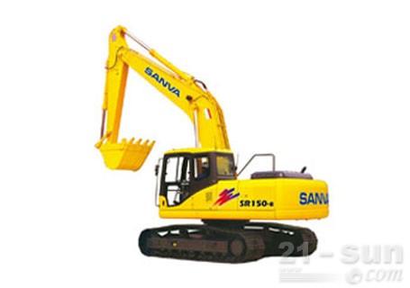 山挖重工SR150-8液压挖掘机图片