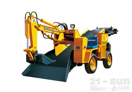 山挖重工SW60挖装机图片