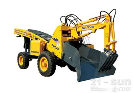 山挖重工SW70挖装机