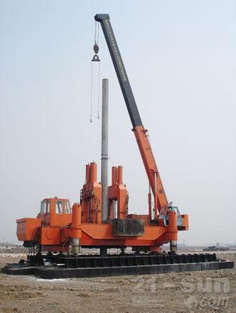 新天和ZYC600B液压静力压桩机