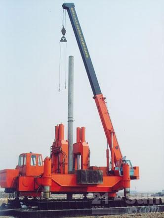 新天和ZYC900B液压静力压桩机图片