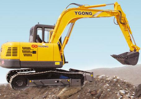 宜工CY110-8挖掘机