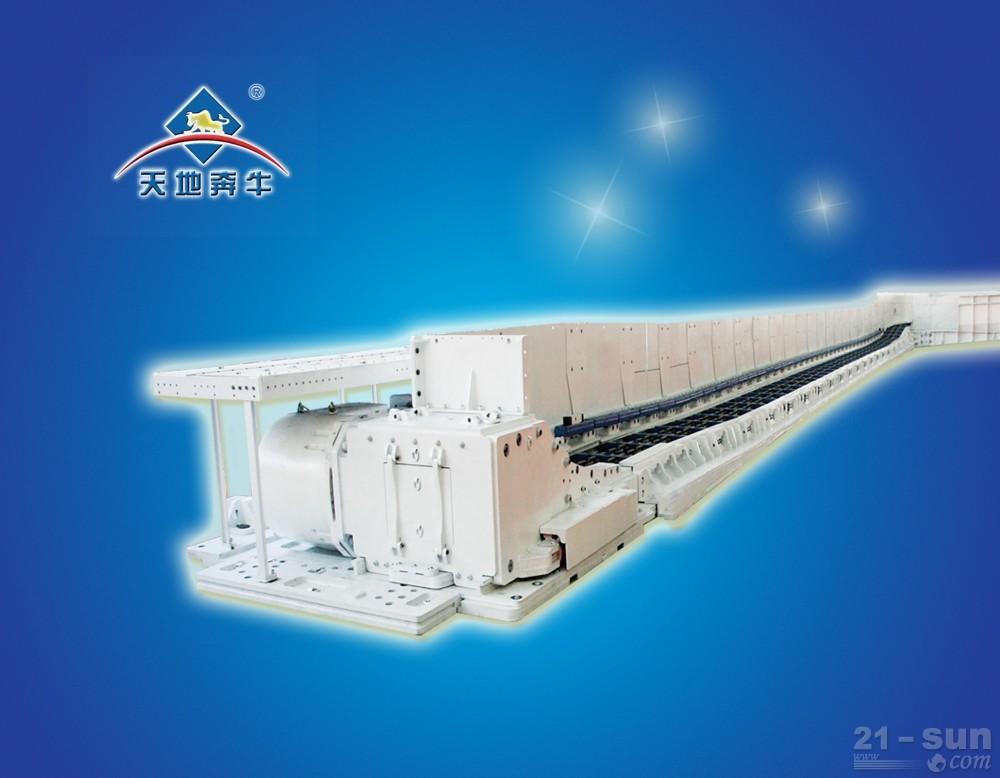 天地奔牛SGZ1400(1350)系列刮板输送机