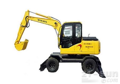 沃尔华DLS875-9A轮式挖掘机