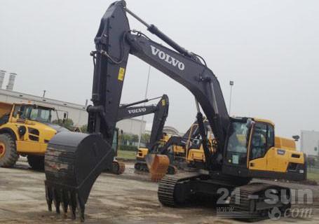 沃尔沃EC3500挖掘机