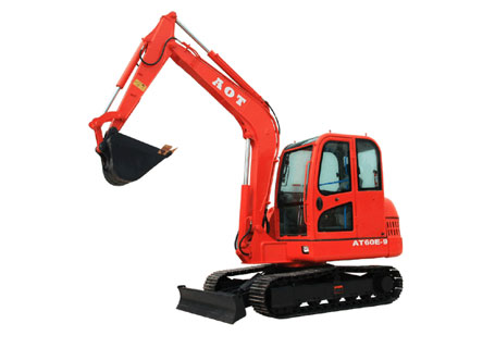 奥泰AT60E-7挖掘机