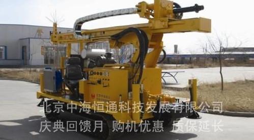 中海恒通HTW200L全液压水井钻机