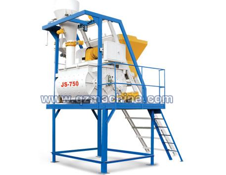 泉工JS-750搅拌机