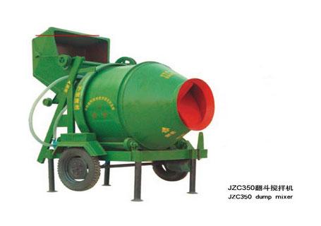 中材建科JZC350搅拌机