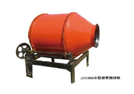 中材建科JZC250/300/350/450搅拌机