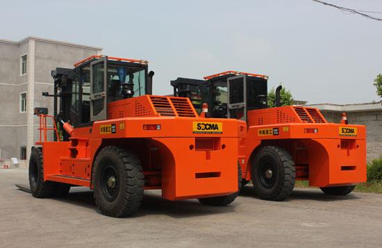 华南重工HNF250G通用用途叉车