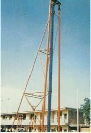 东达桩工JDJ18液压步履式桩架