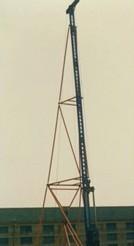 东达桩工JDJ6液压步履式桩架