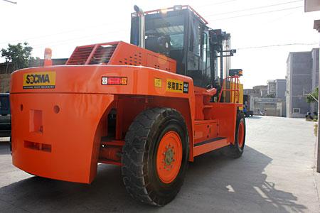 华南重工HNF200M矿山专用叉车