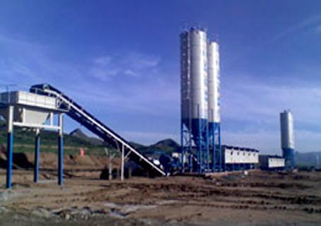 江苏路通WCD系列稳定土厂拌设备
