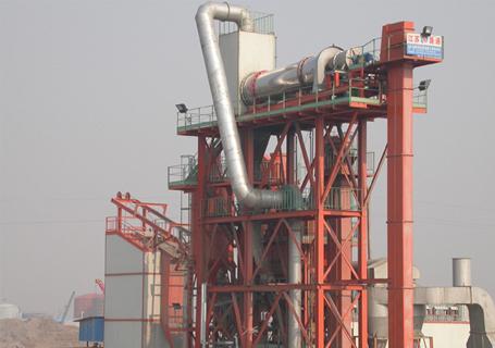 江苏路通3000型热再生设备
