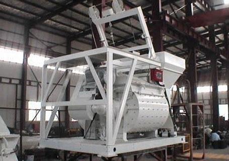 中青林JS1500/JS1000混凝土搅拌机