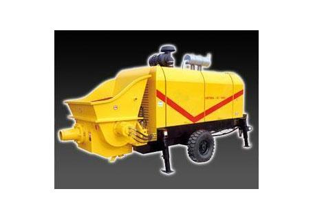 中青林DHBT80S-16柴油机混凝土输送泵