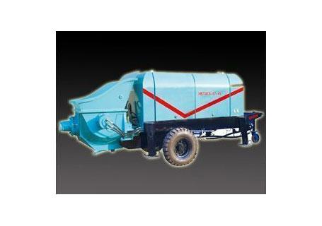 中青林HBT40S-07-45小型大骨料输送泵