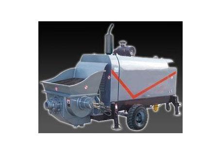 中青林DXBS20-13-56柴油机细石混凝土输送泵