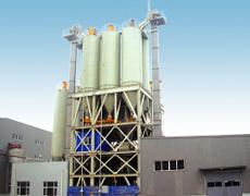 江加塔楼式干粉砂浆生产设备图片