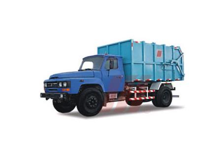精功HJG5100密封式垃圾车图片