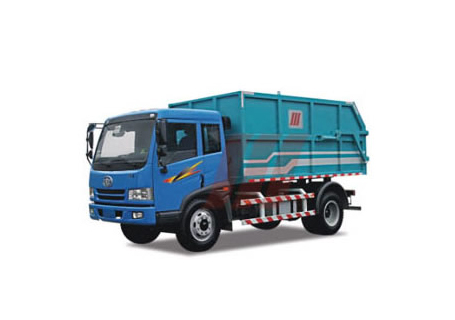 精功HJG5120MLJ密封式垃圾车图片