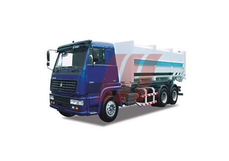 精功HJG5251ZXX车厢可卸式垃圾车图片