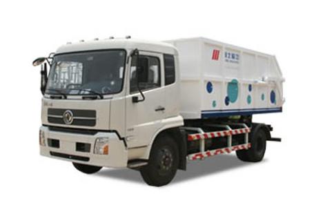 精功HJG5160ZXX密封式垃圾车