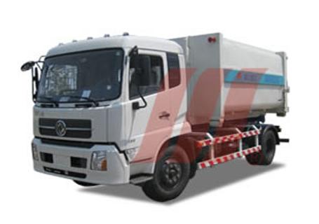 精功HJG5161ZXX车厢可卸式垃圾车图片