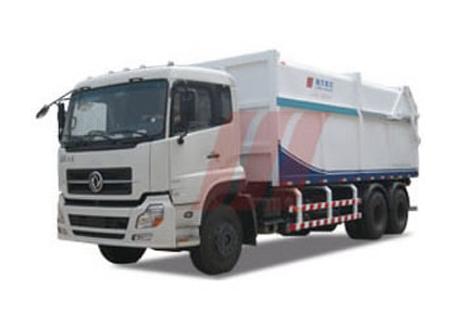精功HJG5250ZLJ车厢可卸式垃圾车图片