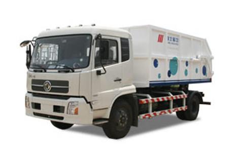 精功HJG5160ZLJ车厢可卸式垃圾车图片
