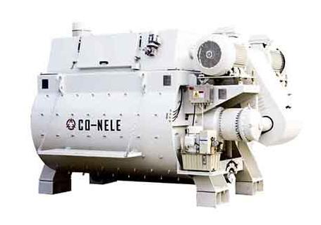 青岛科尼乐CTS双卧轴搅拌机图片