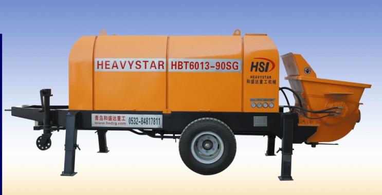 和盛达HBT8013-90SG输送泵