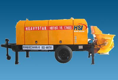 和盛达HBT8016-174RS输送泵
