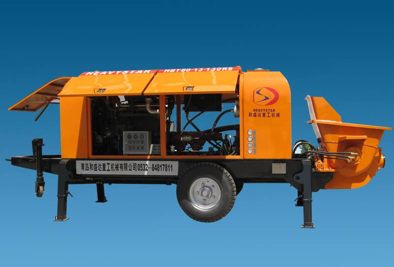 和盛达8013-130RS输送泵