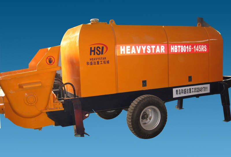 和盛达HBT8016-145RS输送泵