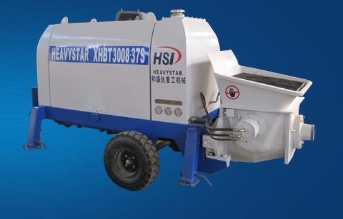 和盛达XHBT3008-37S输送泵