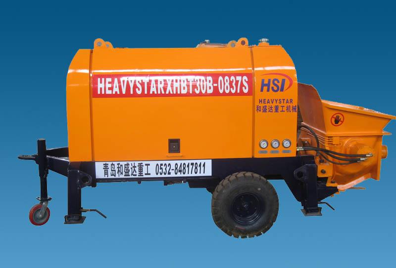 和盛达XHBT30B-0837S输送泵