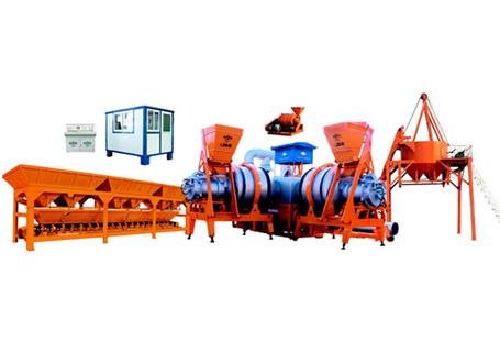 泉筑LQG-60强制式沥青混凝土搅拌设备