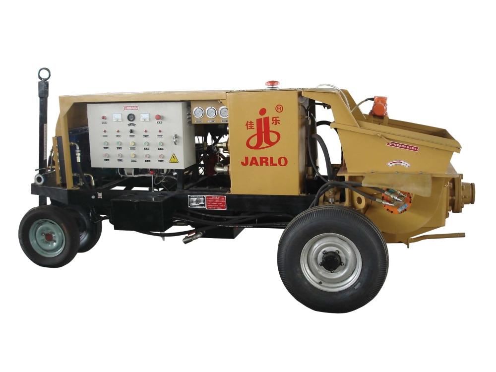 佳乐YSP5-15S液压泵送式混凝土湿喷机