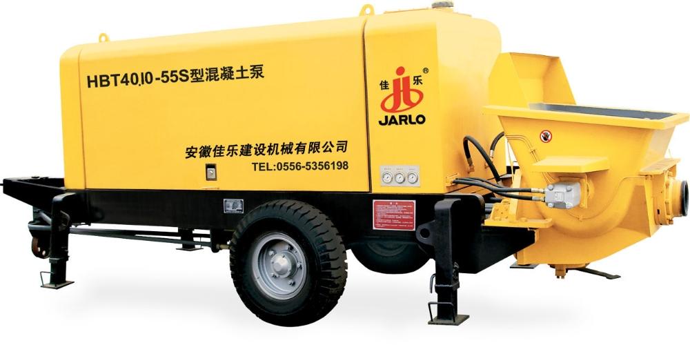 佳乐HBT40.10-55S输送泵
