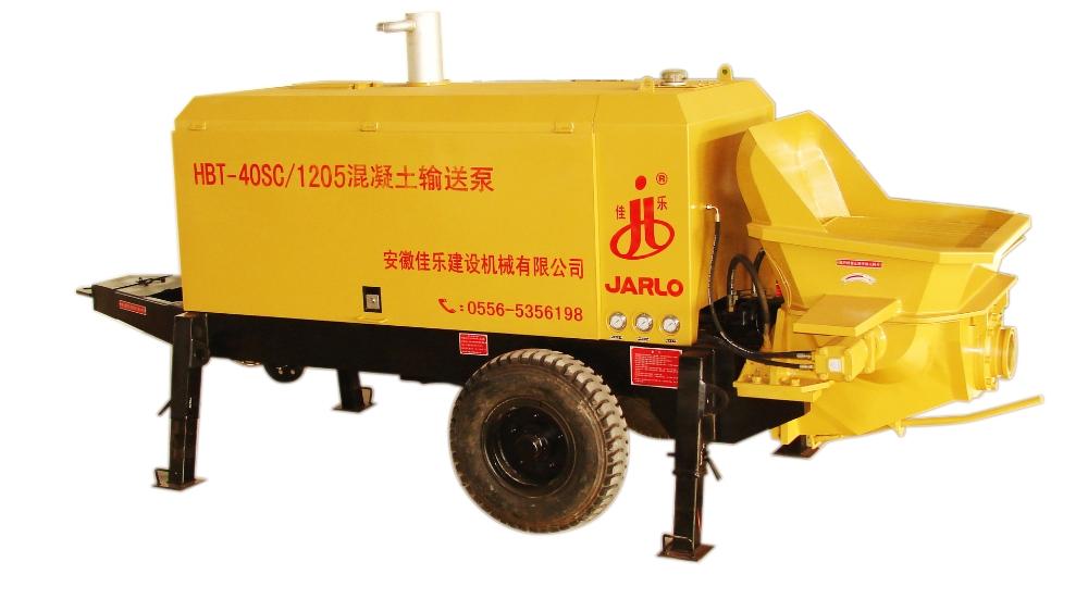 佳乐HBT-40SC/1205输送泵图片