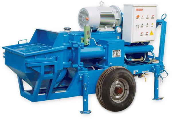 佳乐YSB-4液压砂浆泵