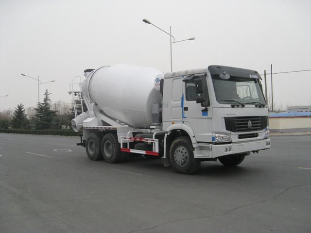 宏达JYC5250GJBZZ1混凝土搅拌运输车