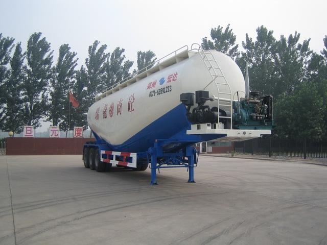 宏达JYC9400GFL粉粒物料运输车