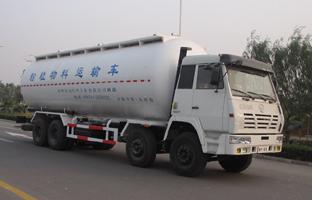 宏达JYC5313GFL粉粒物料运输车