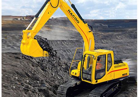 纳科重工NC915挖掘机